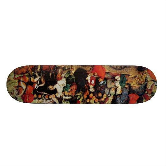 Pieter the Elder Art Skate Board Deck