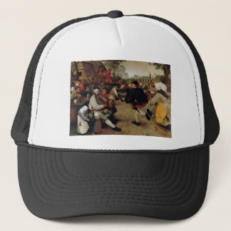 Pieter the Elder Art Trucker Hat