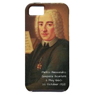 Pietro Alessandro Gaspare Scarlatti iPhone 5 Covers
