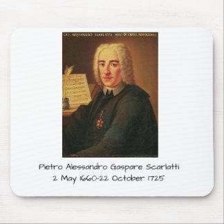 Pietro Alessandro Gaspare Scarlatti Mouse Pad