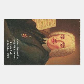 Pietro Alessandro Gaspare Scarlatti Sticker