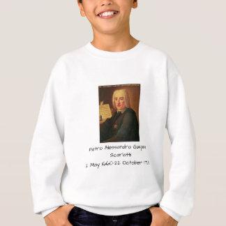 Pietro Alessandro Gaspare Scarlatti Sweatshirt
