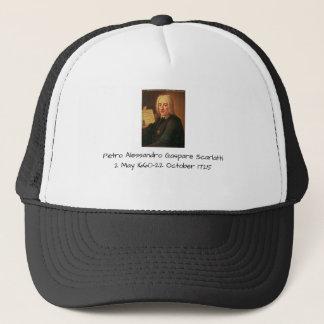 Pietro Alessandro Gaspare Scarlatti Trucker Hat