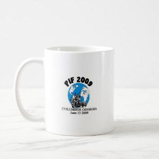 PIF 2009 Logo Mug