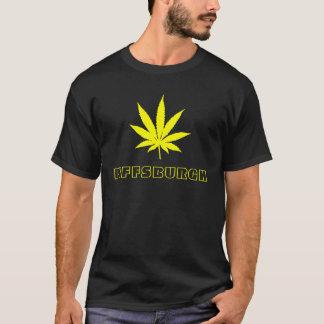 Piffsburgh Leaf - Route420 T-Shirt