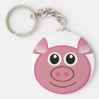 pig-30431 key chain