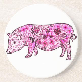 Pig 3 coaster
