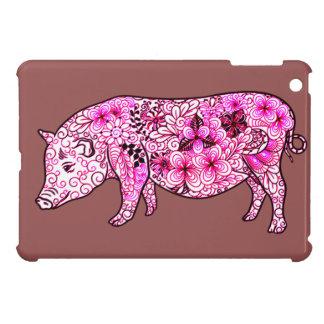 Pig 3 iPad mini cover