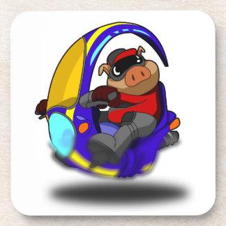 Pig Bike Coaster