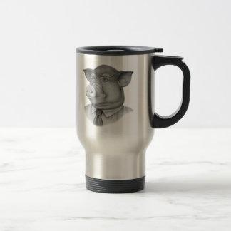 Pig Boss Travel Mug