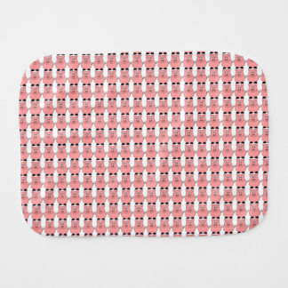 Pig Burp Cloth