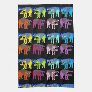 Pig Chinese New Year 2019 Pop V Kitchen Towel