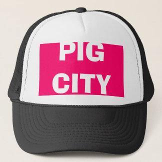 PIG CITY TRUCKER HAT
