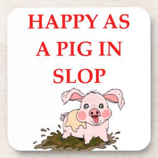 PIG COASTER