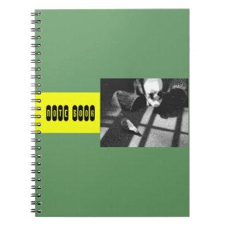 Pig & Dove Spiral Notebooks