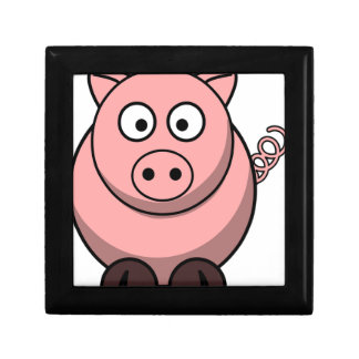 Pig Drawing Gift Box