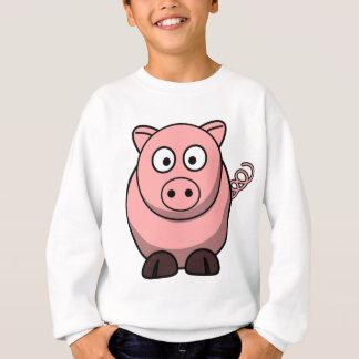 Pig Drawing Sweatshirt