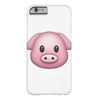 Pig - Emoji Barely There iPhone 6 Case