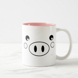 Pig Face Mug