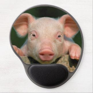 Pig farm - pig face gel mouse pad