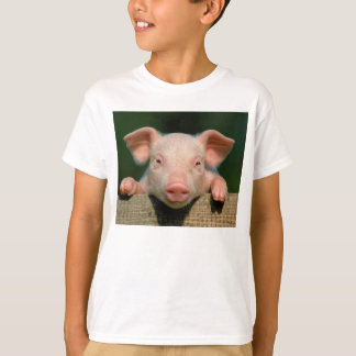 Pig farm - pig face T-Shirt