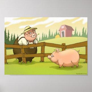 Pig Farm Poster