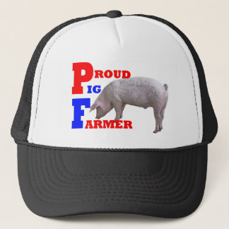 Pig Farmer Trucker Hat
