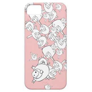 Pig Flu iPhone 5 Cover
