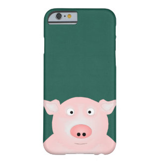 Pig in a Poke iPhone Case