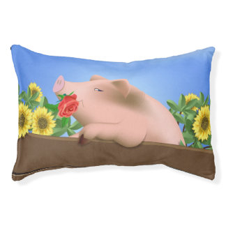 Pig In Pan Pet Bed