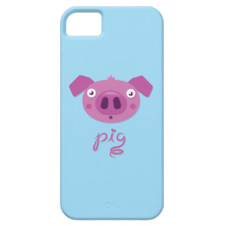 Pig Love iPhone 5 Cover
