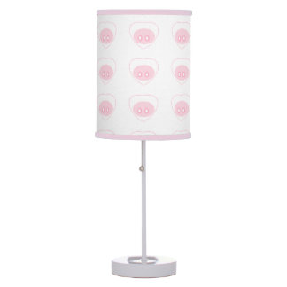 Pig Love Lamp