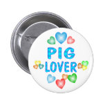 PIG LOVER PIN