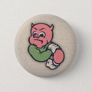 pig-mad-TIL 2 Inch Round Button