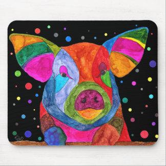Pig Mousepad (You can Customize)