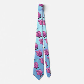 Pig Patterns Tie