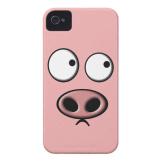 Pig Phone iPhone 4 Cases