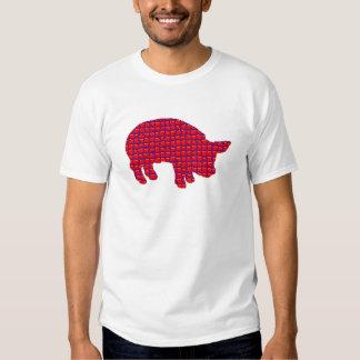 Pig Reddd T Shirt