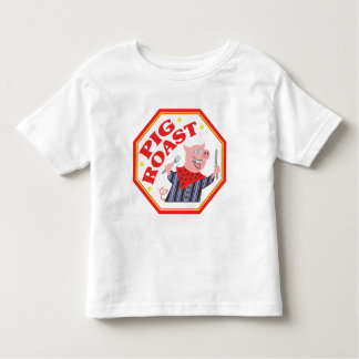 Pig Roast Toddler T-shirt
