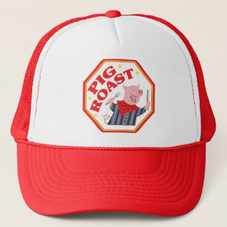 Pig Roast Trucker Hat