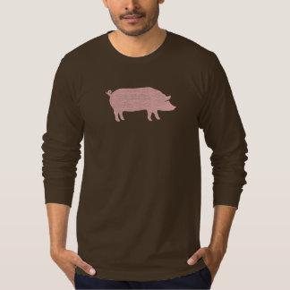 Pig Silhouette T-Shirt