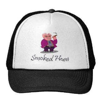 Pig, Smoked Ham hat