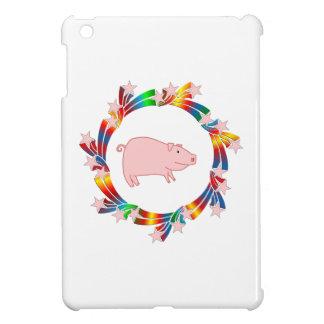 Pig Stars iPad Mini Cover
