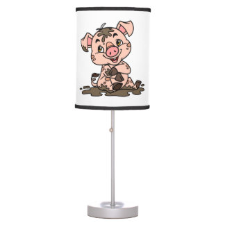 Pig Table Lamp