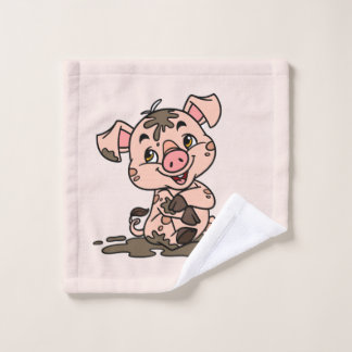 Pig Wash Cloth