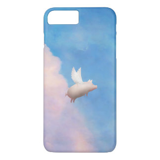 pig with wings iphone case