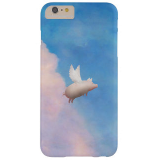 pig with wings iphone case barely there iPhone 6 plus case