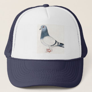 """Pigeon"" Bird Art Hat"