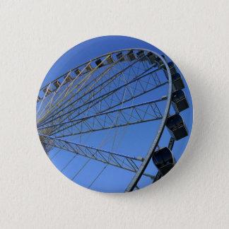 Pigeon Forge Wheel 2 Inch Round Button