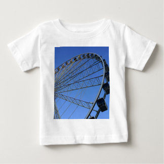 Pigeon Forge Wheel Baby T-Shirt